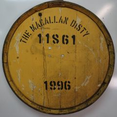 CASK-END Macallan
