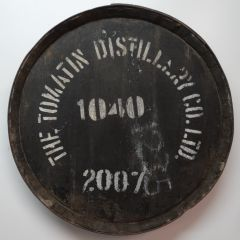 CASK-END Tomatin