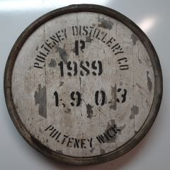 CASK-END Old Pulteney
