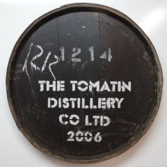 CASK-END Tomatin 1214