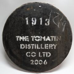 CASK-LID Tomatin